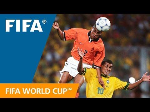 دانلود خلاصه بازی برزیل- هلند جام جهانی 1998
