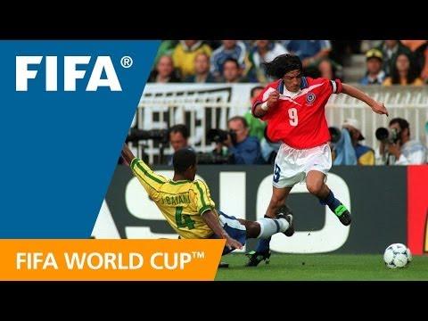 فیلم خلاصه بازی برزیل-شیلی جام جهانی 1998