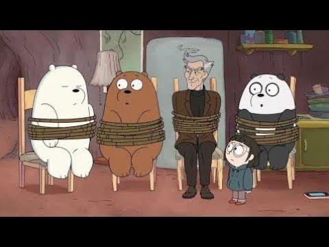 کارتون خرس های کله فندقی قسمت 4