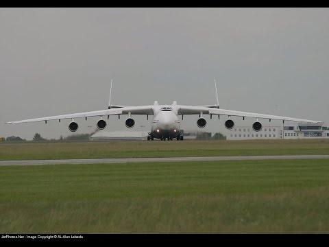 مستند هواپیمای آنتونوف 225/ بزرگترین هواپیمای جهان