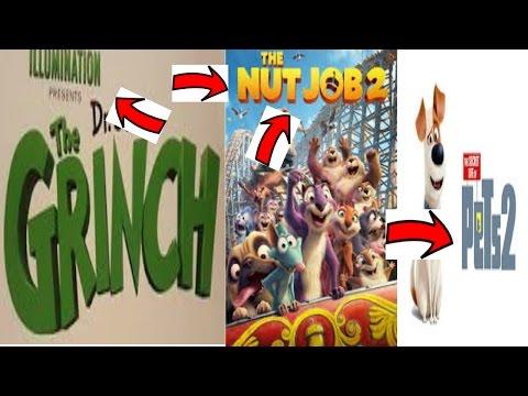 گرینچ ۲۰۱۸ -40-انیمیشن گرینچ The Grinch 2018