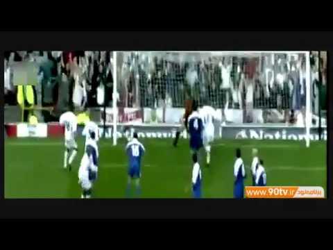 ۱۰ ضربه کاشته برتر تاریخ فوتبال