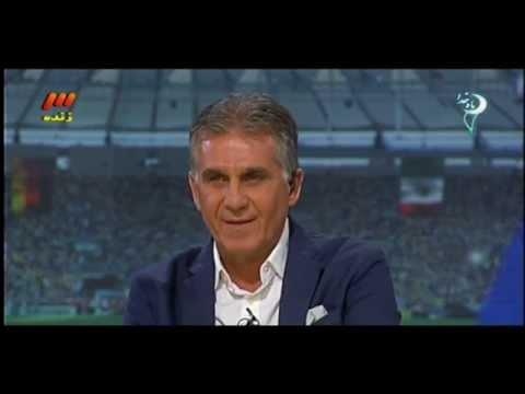 بخش اول - ناگفته های کارلوس کیروش در مورد تیم ملی فوتبال با عادل فردوسی پور