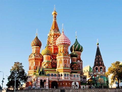 مسکو، شهر سرخ فام    Moscow, Russia 