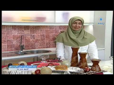 آشپزی : طرز تهیه بستنی وانیلی