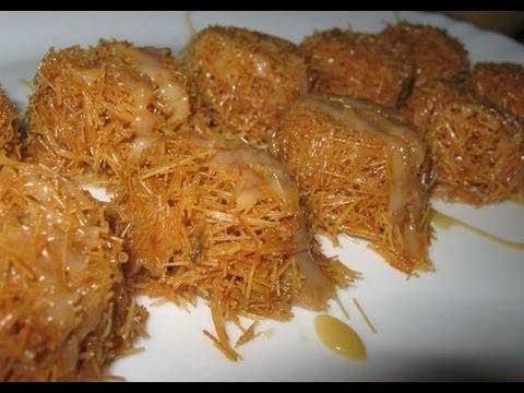 غذای رمضان-شعریه-دسر عربی- دسر ماه رمضان