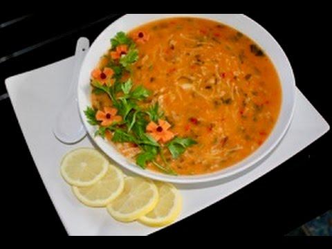 غذای رمضان-سوپ مرغ-افطار جدید و خوشمزه