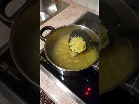 غذای رمضان-سوپ بسیار ساده و خوش مزه-افطار خوشمزه