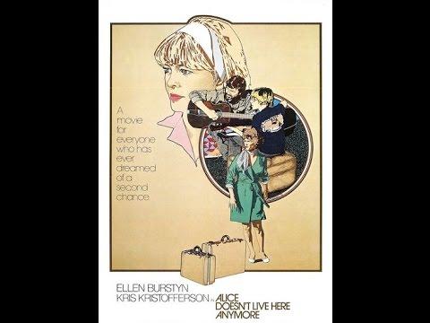 پیش نمایش فیلم سینمایی آلیس دیگر اینجا زندگی نمیکند به فارسی (۱۹۷۴)