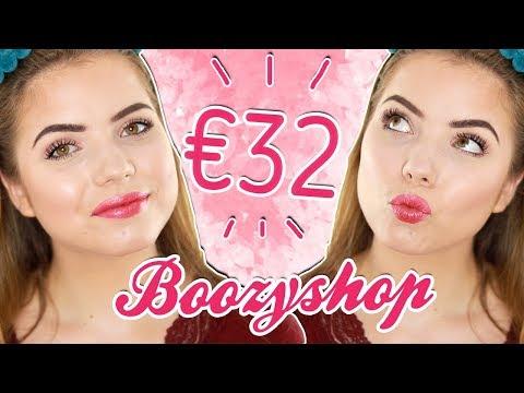GOEDKOOPSTE MAKE-UP VAN BOOZYSHOP!! ∙ Full face voor €32! | Kristina K ❤
