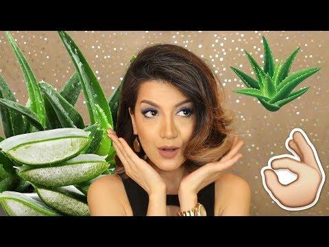 خواص جادویی آلوورا... این گیاه منو درمان کرد !!