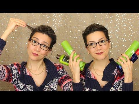 درمان ریزش مو و پرپشت کردن موها