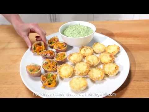 آشپزی مدرن-تهیه فینگر فود سالم و لذیذ