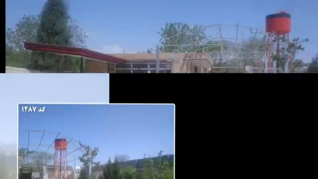فروش باغ ویلا در مهرچین ملارد کد1287