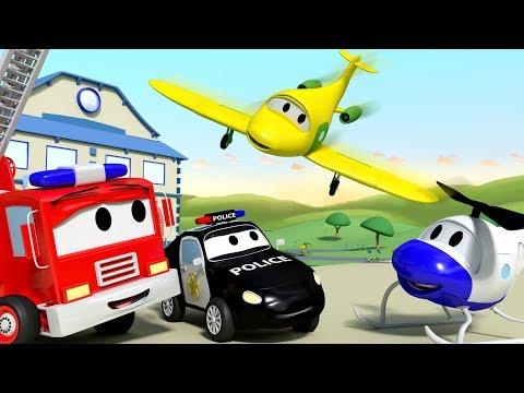 کارتون ماشین های پلیس-برنامه کودک جدید