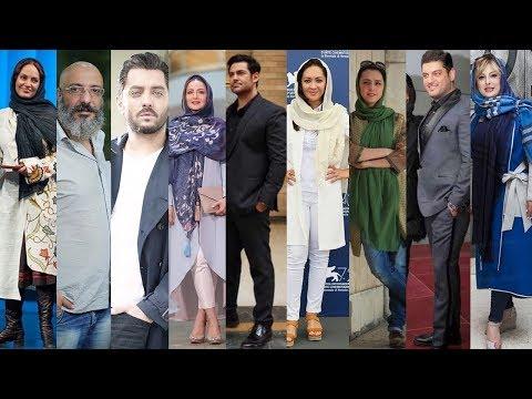 قد بازیگران و هنرمندان ایرانی چقدر هست؟