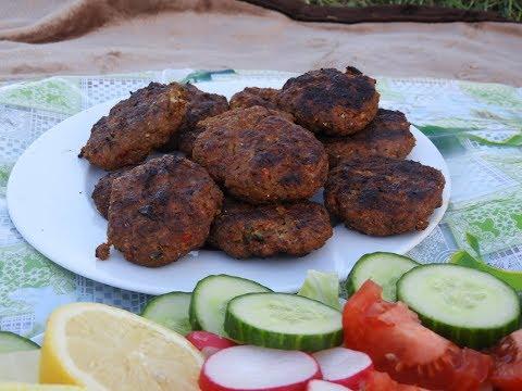 غذای رمضان-طرز پخت کوفته کباب خوشمزه