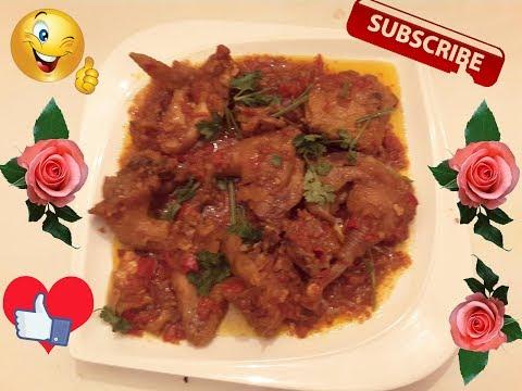 آشپزی آسان-تهیه خوراک مرغ بسیار خوشمزه و لذیذ