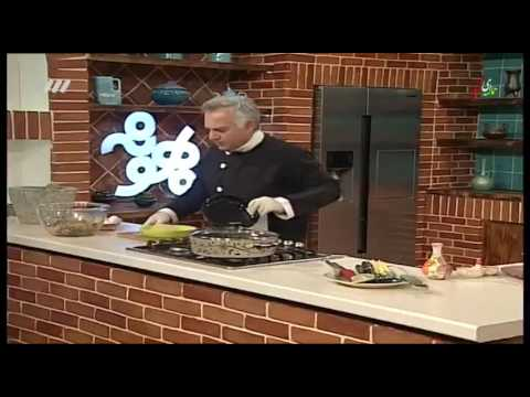 آشپزی آسان-تهیه مرغ سرخ کرده پارسی