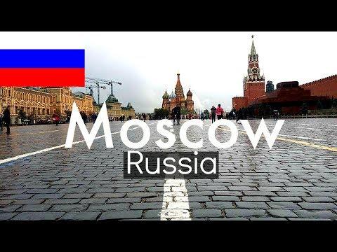 تور مسافرتی به مسکو