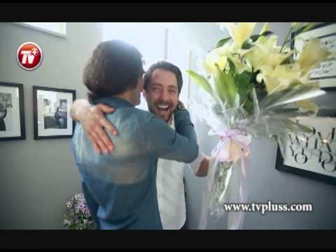 رضا یزدانی  در جشن تولد 35 سالگی بهرام رادان