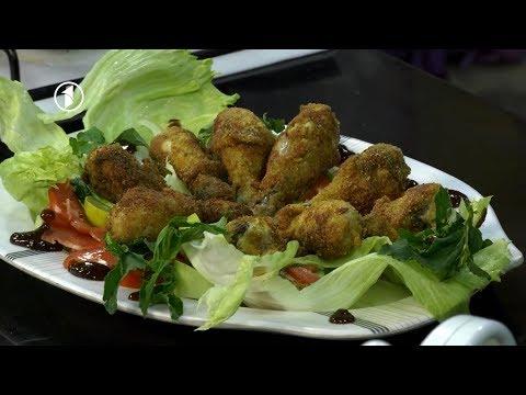 آشپزی آسان - مرغ سوخاری خوشمزه و لذیذ