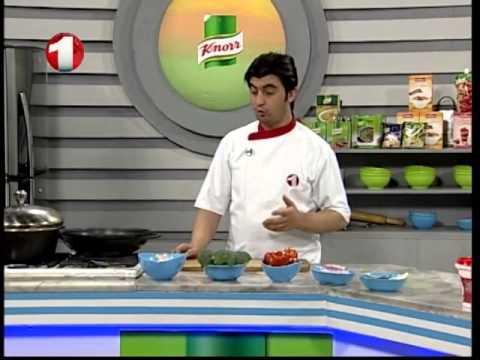 آشپزی آسان - تهیه خوراک مرغ-قسمت اول