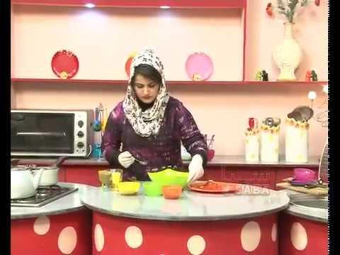 غذای رمضان-طرز پخت کوفته ی گشنیز