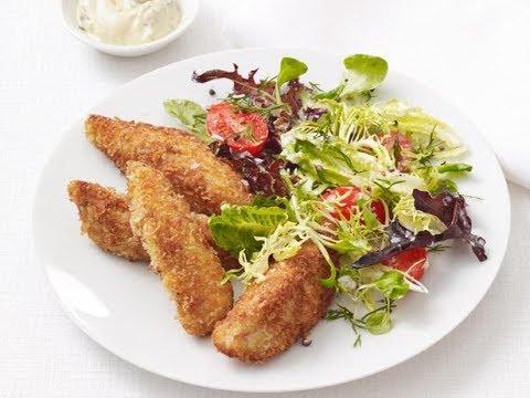 آشپزی آسان-درست کردن غذای رژیمی با مرغ
