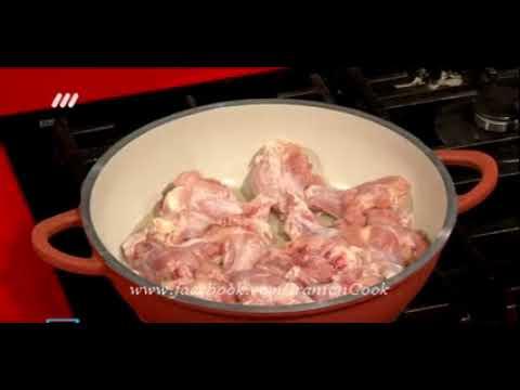 آشپزی آسان-تهیه مرغ تندوری