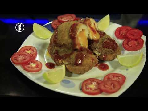 آشپزی آسان - تهیه گوشت مرغ همراه با پنیر