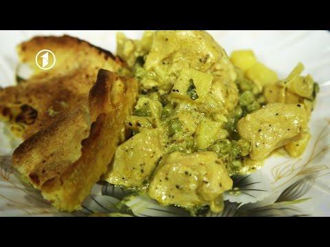آشپزی آسان -خوراک گوشت مرغ