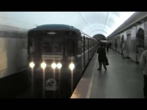 راهنمای استفاده از مترو در مسکو