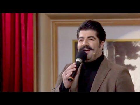 Behnam Bani - Ashegham Karde(بهنام بانی - اجرای آهنگ عاشقم کرده در برنامه دورهمی)
