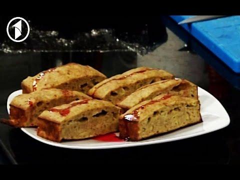 پخت نان - طرز تهیه نان موزی