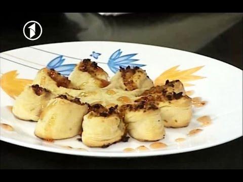 آشپزی آسان - کیش مرغ خوشمزه و آسان