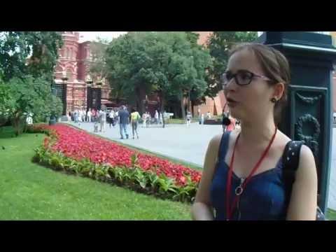 Spotlight of Moscow Free Tour Guide, Irina