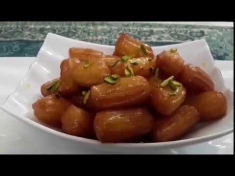 شیرینی پزی-زولبیا بامیه حرفه ای و آسان -دسر ماه رمضان