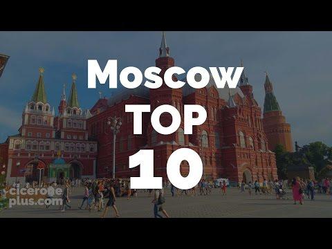 10 چیزی که باید در مسکو دید