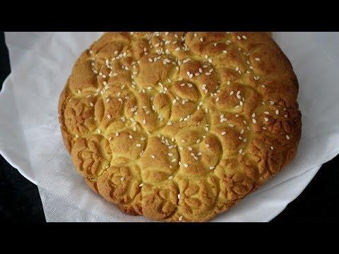 پخت نان-تهیه نان جواری یا دوده جواری