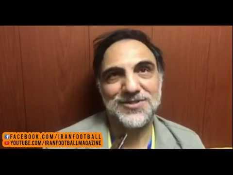 مصاحبه با حسن فتحی کارگردان مستند کارلوس کی روش