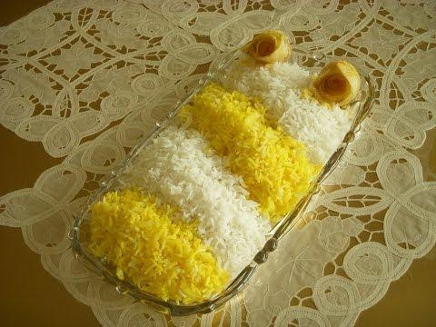 آشپزی ایرانی-تهیه برنج سفید، پلو