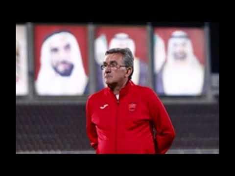تنفر برانکو از عربستانی ها/ اقدام نامتعارف برانکو در نشست خبری بعد از بازی با الاهلی!