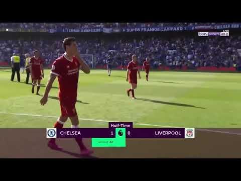 خلاصه بازی چلسی و لیورپول  1-0