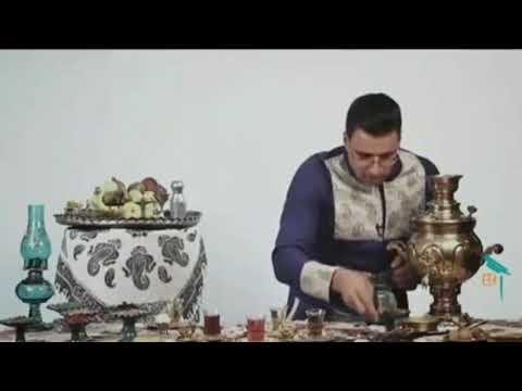 آشپزی ساده-دمنوش لوکس زعفران، هل و دارچین