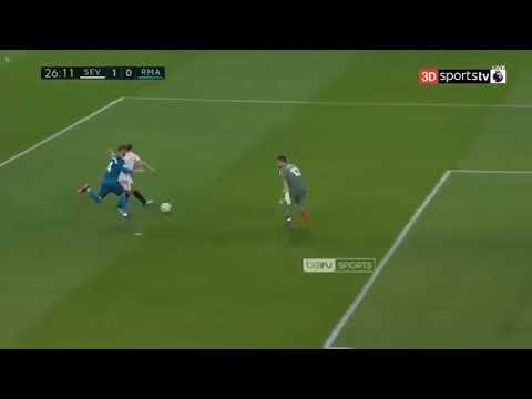 سویا ۳ رئال مادرید ۲ : دیداری که راموس برای هر دو تیم گلزنی کرد