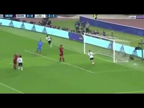 آاس رم ۴ لیورپول ۲ خلاصه بازی و صعود لیورپول به فینال