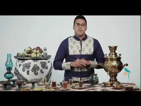 آشپزی ساده- آموزش دمنوش گل گاوزبان وسنبل طیب