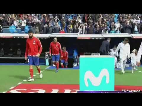 خلاصه بازی رئال مادرید و اتلتیکو مادرید