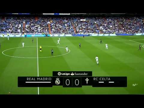 خلاصه بازی جذاب رئال مادرید 6 - سلتاویگو 0 لالیگا اسپانیا 22 اردیبهشت 97